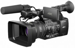 SONY PXW-Z100 ( PXW Z100 ) 4K XDCAM HANDHELD CAMCORDER