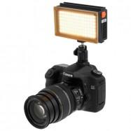 FOTODIOX LED-98A ( LED 98 ) Pro Videolight Kit + Battery
