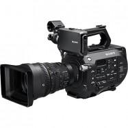 Sony PXW-FS7K XDCAM Super 35 CAMERA KIT + 28-135mm f/4 G OSS Power Zoom Lens