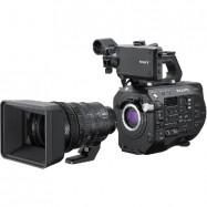 Sony PXW-FS7 II XDCAM Super 35 Camera System + Sony 18-110mm f4 Servo Zoom G OSS