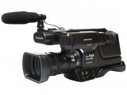 PANASONIC AG-AC8EJ ( AG-AC8 ) SHOULDER MOUNT Full HD AVCCAM CAMERA RECORDER