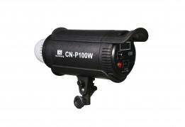 CN-P100W CRI>95 LED WIRELESS STUDIO SPOT LIGHT FOR VIDEO / PHOTO