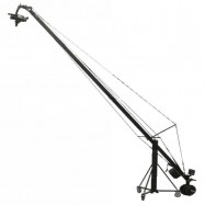 DASKY JIB SP-760 PROFESSIONAL CAMERA CRANE 7.6m / 25ft (22Kg )+ STAND + DOLLY + CASE