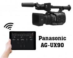 PANASONIC AG-UX90 /UX90 4K HANDHELD CAMCORDER + BONUS