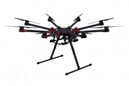 DJI S1000 OCTOCOPTER with SPREADING WINGS + A2 + Zenmuse Z15-A7