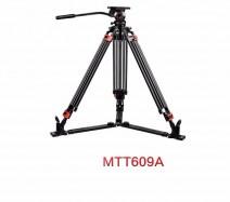 MILIBOO MTT609A VIDEO TRIPOD + MYT803 FLUID HEAD 8Kg / 170 Cm