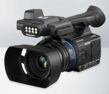 PANASONIC AG-AC30 FULL HD PROSUMER HANDHELD CAMCORDER + BONUS