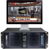 TVS-1200 Trackless Virtual Studio System - SDI